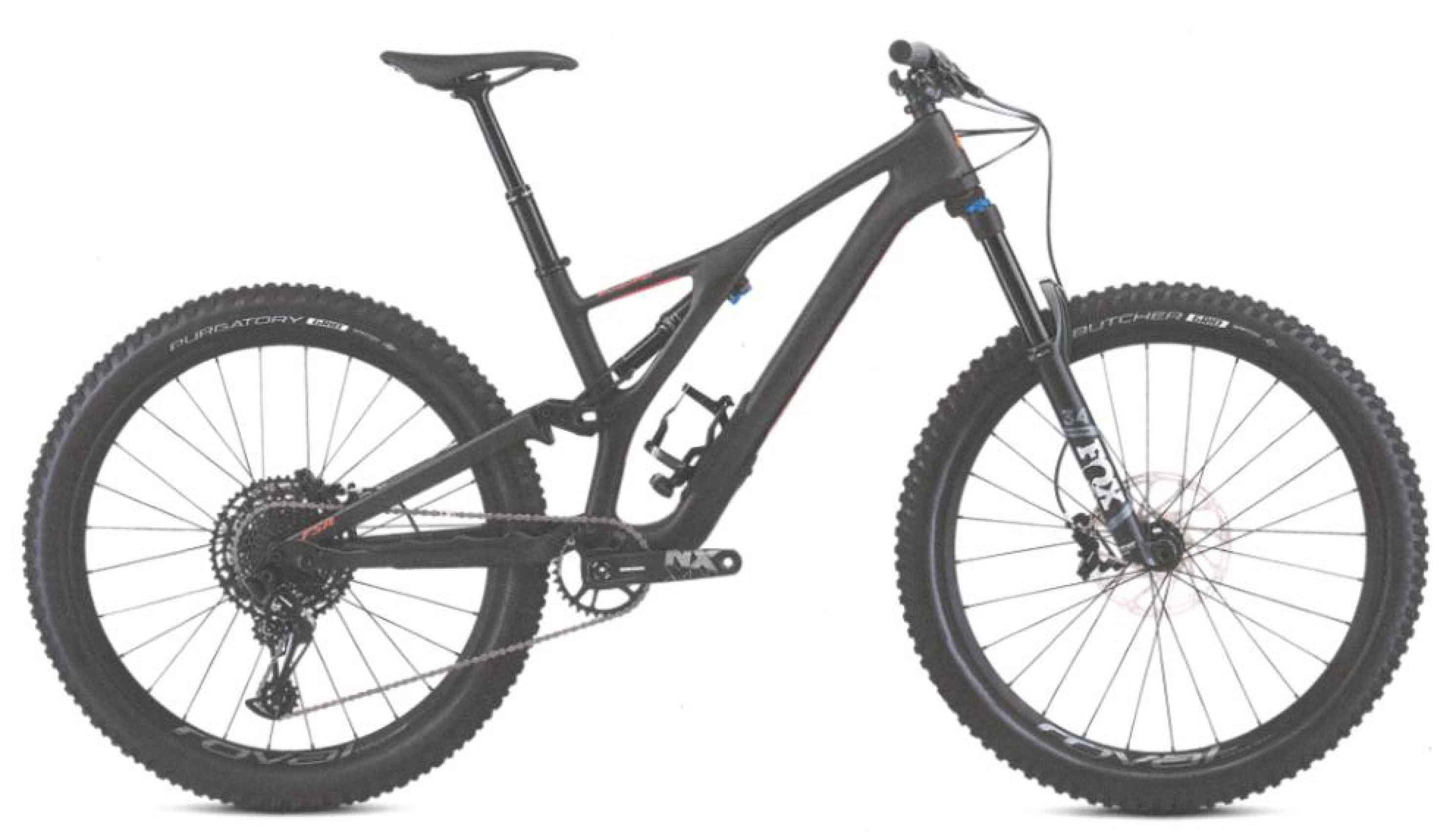 Mountain Bike Black