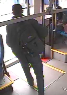 Bus Assault Suspect 2