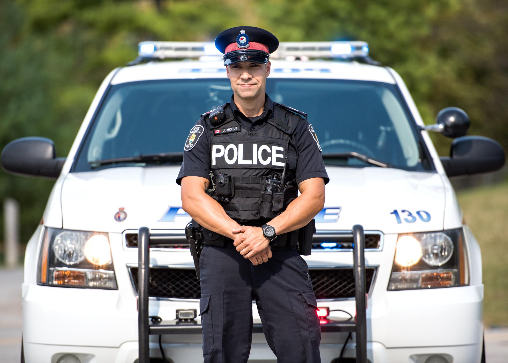 Detective Josh McCue